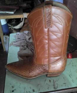 Custom Made Cowboy Boots