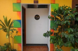 Room Entrance (Outside)